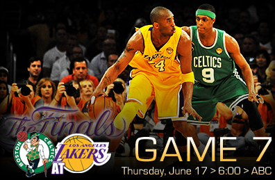 NBA Finals: Game 7 Tonight! (Biggest Game of the Season ...