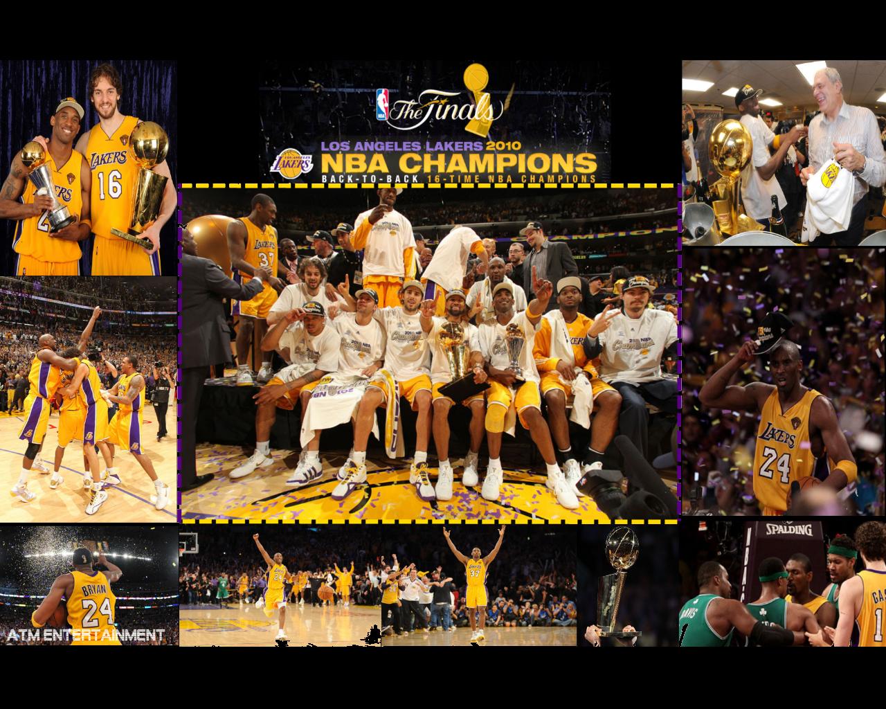 Kobe Bryant 2010 Finals MVP Downloads! | ATM Entertainment